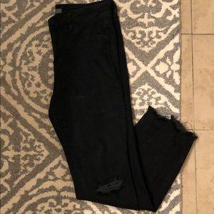 Black Charolette russe Jeans